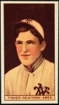 1912 T207 Reprints #57  Ray Fisher  Front Thumbnail