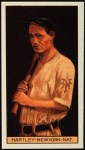 1912 T207 Reprints #74  Grover Hartley  Front Thumbnail