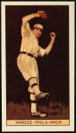 1912 T207 Reprints #92  Harry Krause  Front Thumbnail