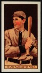 1912 T207 Reprints #118  Clyde Milan  Front Thumbnail