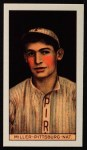 1912 T207 Reprints #119   Dots Miller Front Thumbnail