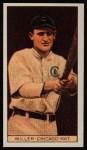 1912 T207 Reprints #122   Ward Miller Front Thumbnail