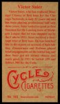 1912 T207 Reprints #153   Victor Saier Back Thumbnail