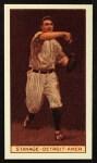 1912 T207 Reprints #167  Oscar Stanage  Front Thumbnail