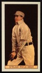 1912 T207 Reprints #172  Amos Strunk  Front Thumbnail