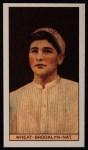 1912 T207 Reprints #187  Zach Wheat  Front Thumbnail