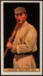 1912 T207 Reprints #77   Buck Herzog Front Thumbnail