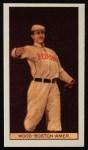 1912 T207 Reprints #196   Joe 'Smokey' Wood   Front Thumbnail