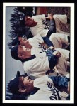 1979 TCMA The 50's #187  Dodger Braintrust  -  Walter Alston Front Thumbnail
