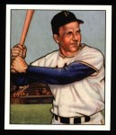 1950 Bowman Reprints #33   Ralph Kiner Front Thumbnail