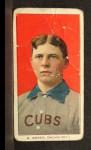 1909 T206 #59 POR Mordecai Brown  Front Thumbnail