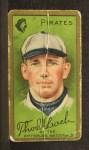1911 T205 #111  Thomas Leach  Front Thumbnail