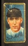 1911 T205 #134  Fred Merkle  Front Thumbnail