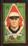 1911 T205 #96  Walter Johnson  Front Thumbnail