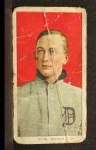 1909 T206 #96 RED Ty Cobb  Front Thumbnail