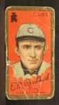 1911 T205 #162   Ed Reulbach Front Thumbnail