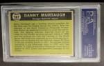 1961 Topps #567  All-Star  -  Danny Murtaugh Back Thumbnail