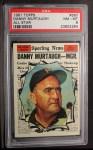 1961 Topps #567  All-Star  -  Danny Murtaugh Front Thumbnail