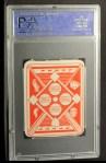 1951 Topps Red Back #17   Gus Bell Back Thumbnail