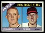 1966 #417   -  Jim McGlothlin / Ed Sukla Angels Rookies Front Thumbnail