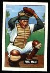 1951 Bowman Reprints #160  Phil Masi  Front Thumbnail