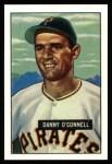 1951 Bowman Reprints #93  Danny O'Connell  Front Thumbnail