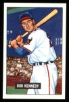 1951 Bowman Reprints #296   Bob Kennedy Front Thumbnail