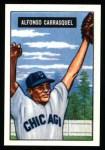 1951 Bowman Reprints #60   Chico Carrasquel Front Thumbnail