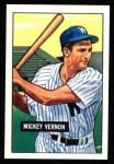 1951 Bowman Reprints #65  Mickey Vernon  Front Thumbnail