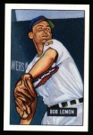 1951 Bowman Reprints #53  Bob Lemon  Front Thumbnail