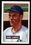 1951 Bowman Reprints #59  Randy Gumpert  Front Thumbnail