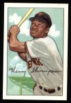 1952 Bowman Reprints #249  Hank Thompson  Front Thumbnail