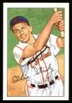 1952 Bowman Reprints #160   Eddie Stanky Front Thumbnail