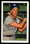 1952 Bowman Reprints #36  Cass Michaels  Front Thumbnail
