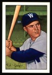 1952 Bowman Reprints #31  Eddie Yost  Front Thumbnail
