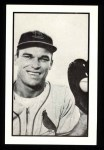 1953 Bowman Black and White Reprints #10   Dick Sisler Front Thumbnail