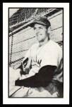 1953 Bowman Black and White Reprints #56  Roy Smalley  Front Thumbnail