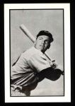 1953 Bowman Black and White Reprints #1   Gus Bell Front Thumbnail