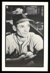 1953 Bowman Black and White Reprints #16  Stu Miller  Front Thumbnail