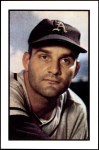 1953 Bowman Reprints #38   Harry Byrd Front Thumbnail