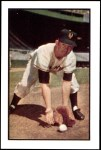 1953 Bowman Reprints #1   Davey Williams Front Thumbnail
