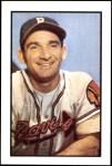 1953 Bowman Reprints #5   Sid Gordon Front Thumbnail