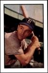 1953 Bowman Reprints #145   George Shuba Front Thumbnail