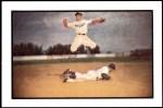 1953 Bowman Reprints #33   Pee Wee Reese Front Thumbnail
