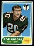 1968 Topps #73  Bob Riggle  Front Thumbnail