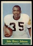 1964 Philadelphia #144  John Henry Johnson   Front Thumbnail