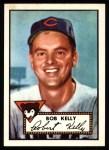 1952 Topps Reprints #348   Robert Kelly Front Thumbnail