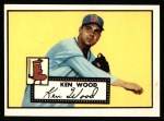 1952 Topps Reprints #139   Ken Wood Front Thumbnail