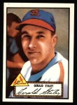 1952 Topps Reprints #79  Gerry Staley  Front Thumbnail
