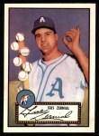 1952 Topps Reprints #31  Gus Zernial Baseballs  Front Thumbnail